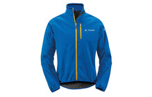 Vaude Men's Spectra Softshell Jacket blue/rock melone